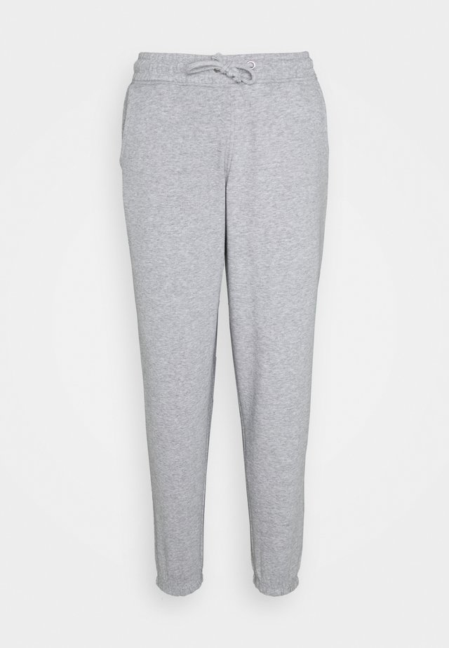 OVERSIZED 90S - Tracksuit bottoms - grey