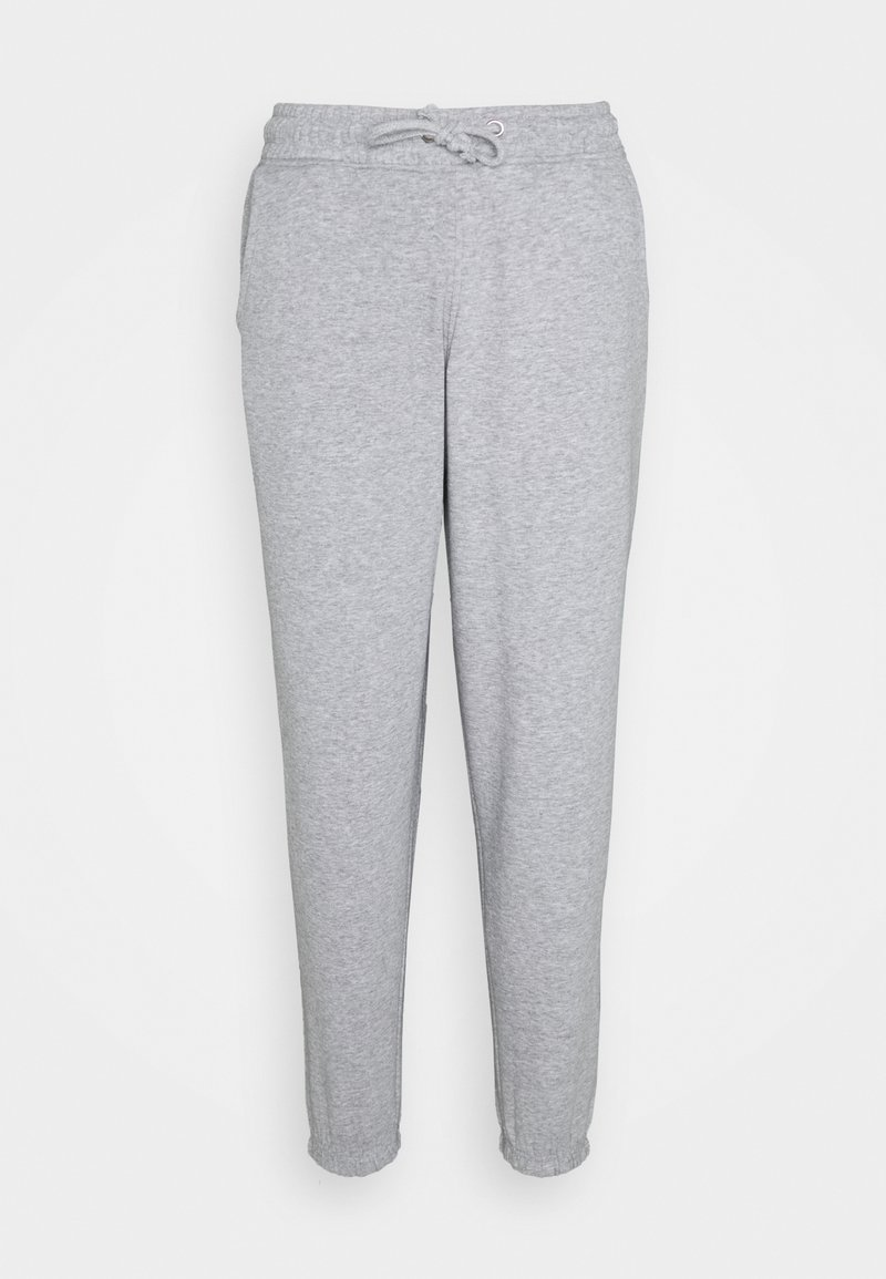 Missguided Petite - OVERSIZED 90S - Tracksuit bottoms - grey