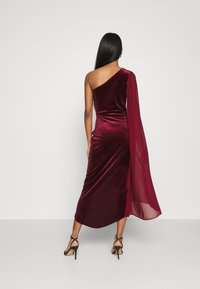 TFNC - INAYA - Cocktail dress / Party dress - wine - 2