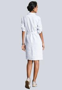 Alba Moda - Shirt dress - weiß - 1
