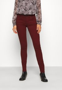 Pepe Jeans - SOHO - Jeans Skinny Fit - currant - 0