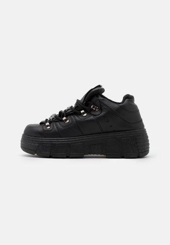 VEGAN  - Sneakers basse - black