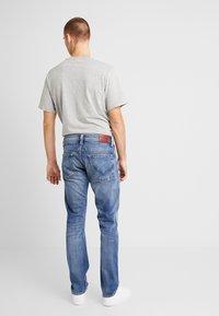 Pepe Jeans - CASH - Straight leg jeans - medium used - 2