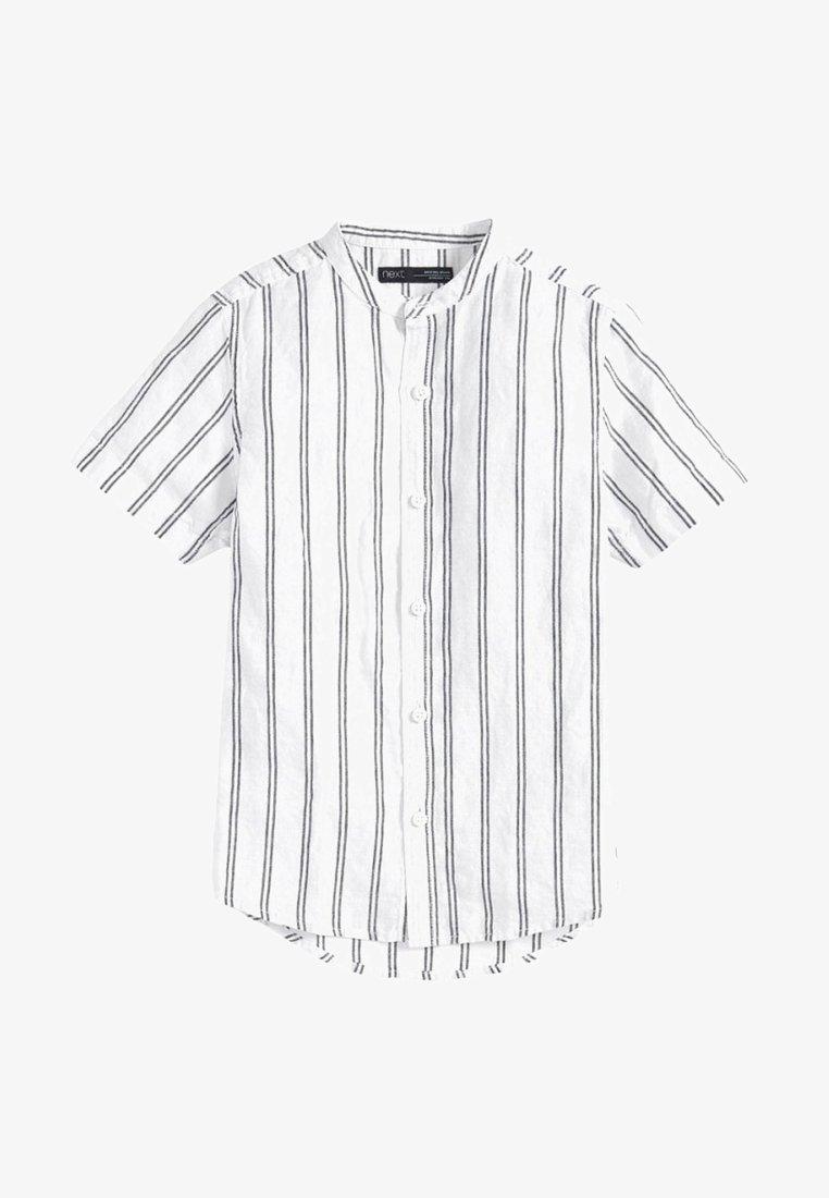 Next - SHORT SLEEVE - Shirt - white