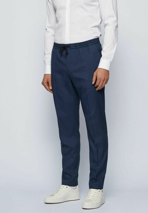 ESP-BANKS - Trousers - dark blue