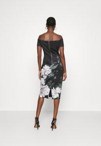 Ted Baker - PEAONY - Shift dress - black - 2