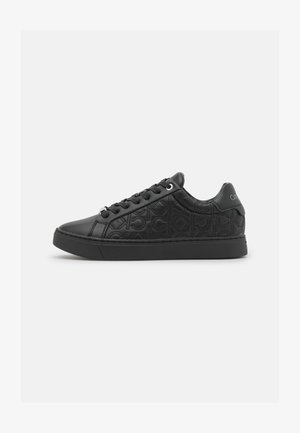 CUPSOLE LACE UP - Sneakers laag - triple black