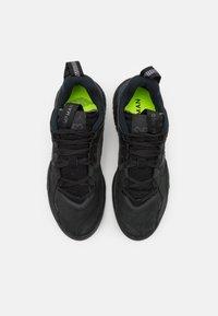 Jordan - JORDAN DELTA - Sneakers basse - black/anthracite/volt - 3
