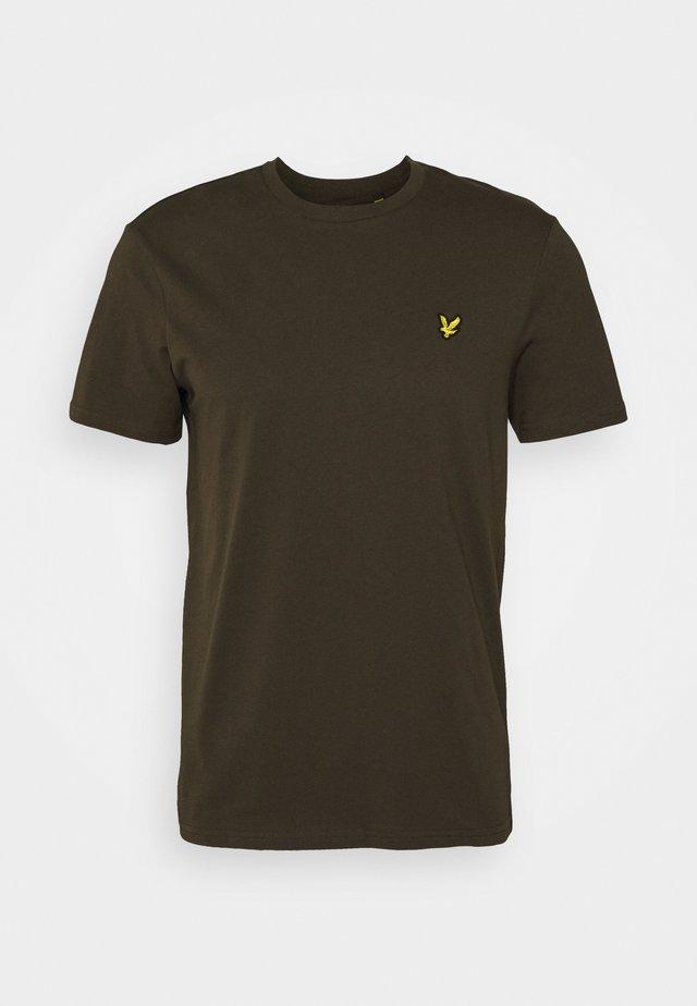 T-shirt basic - trek green
