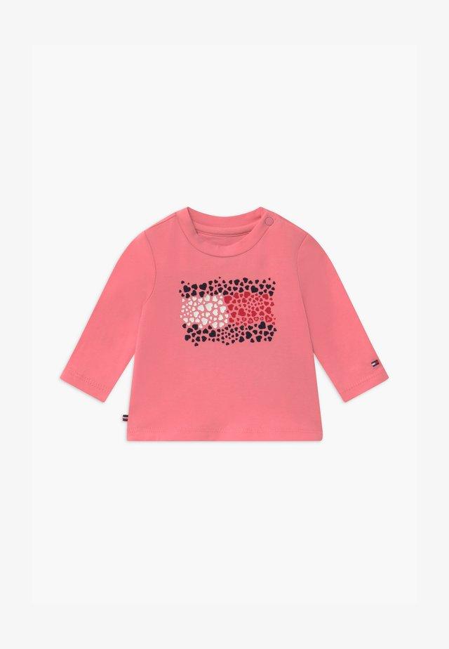 BABY GIRL - Long sleeved top - pink