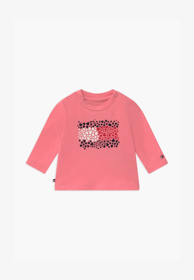 Tommy Hilfiger - BABY GIRL - Long sleeved top - pink