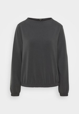 GABBI - Long sleeved top - black