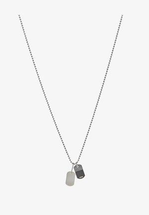 VINTAGE CASUAL - Necklace - silver-coloured