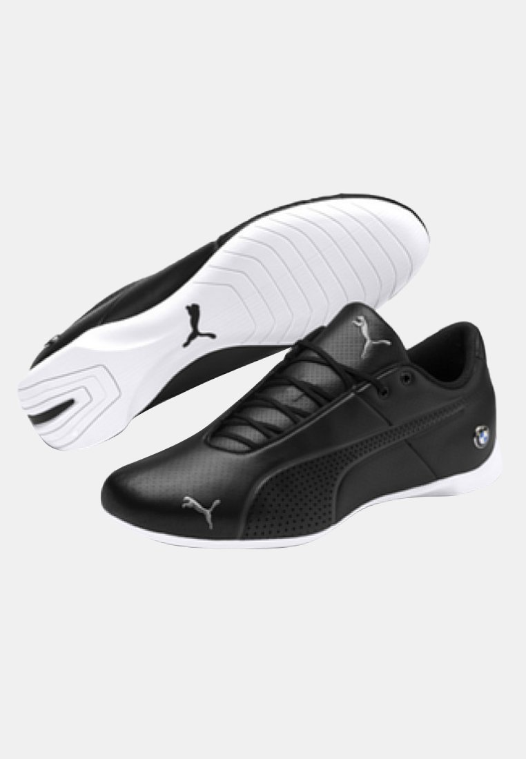 Puma Bmw M Motorsport Future Cat Ultra Sneaker Low Black Schwarz Zalando De