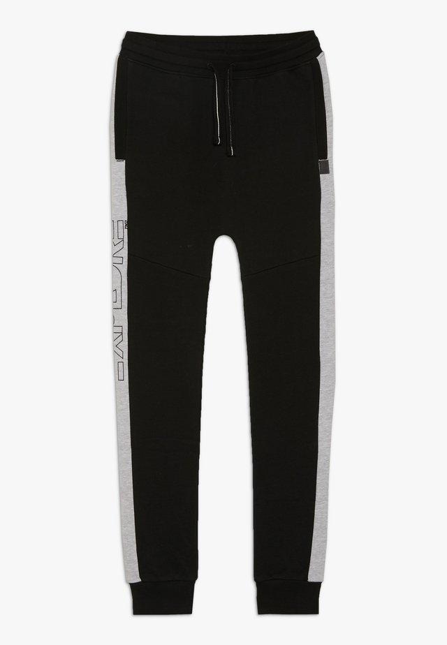 HEDEON - Jogginghose - deep black