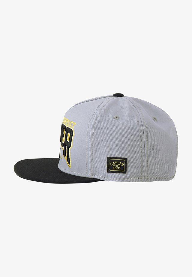 Cappellino - gry/blk