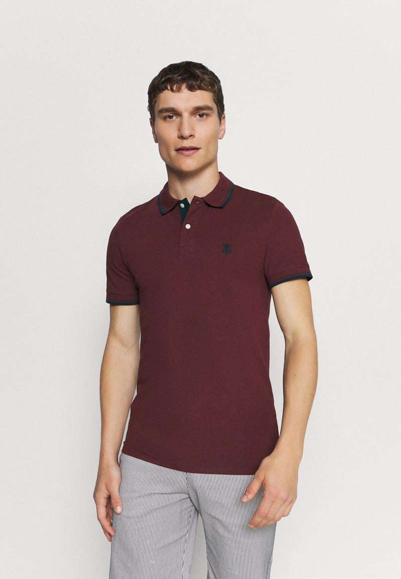 Selected Homme - SLHNEWSEASON - Polo shirt - port royale