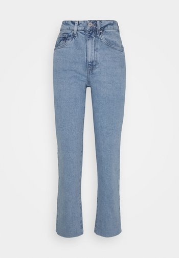 Straight leg jeans - boston blue