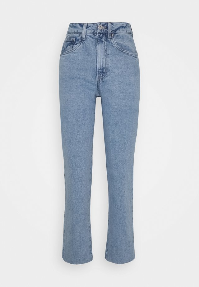 STRETCH  - Straight leg jeans - boston blue