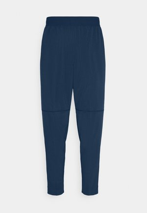 PANT YOGA - Tracksuit bottoms - midnight navy/black