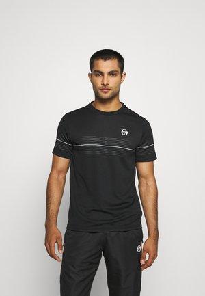 NUNTENG - T-shirt print - black