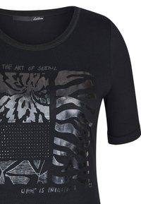 LeComte - Print T-shirt - schwarz - 2