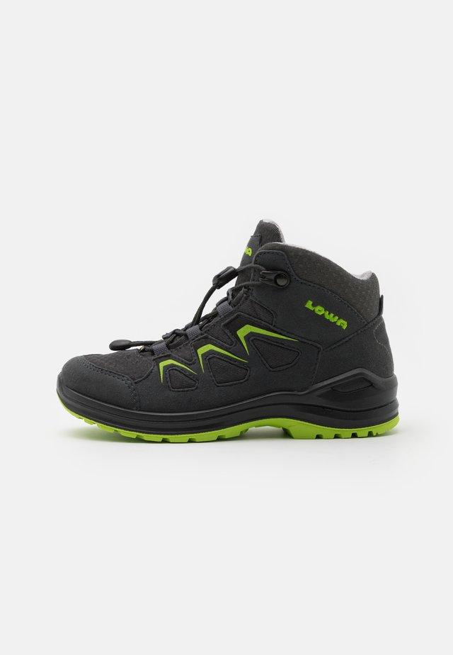 INNOX EVO GTX QC JUNIOR UNISEX - Chaussures de marche - anthrazit/limone