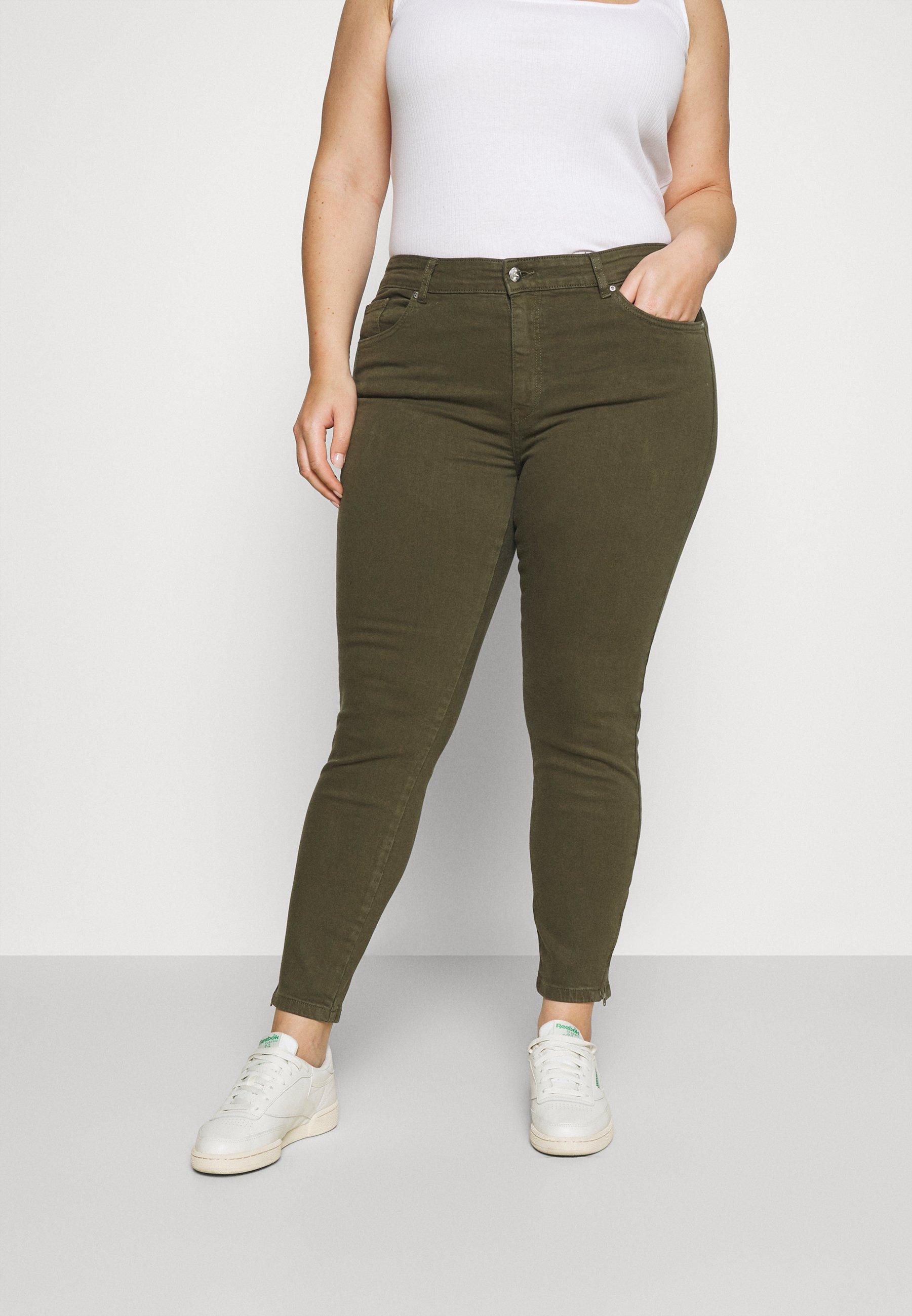 Donna CARNARA LIFE PANT - Jeans Skinny Fit