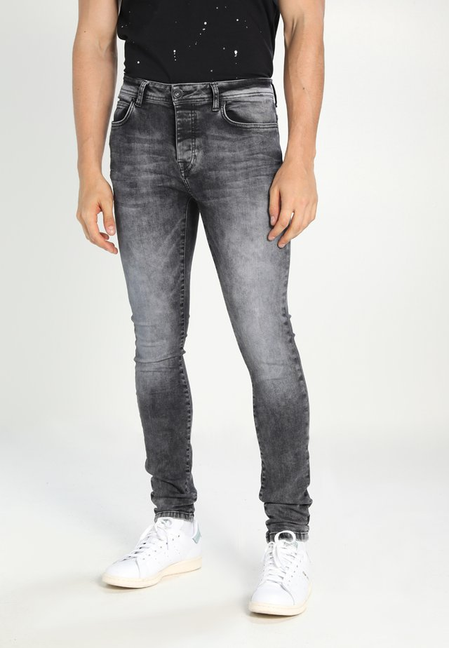 DUST - Jeans Skinny Fit - black used
