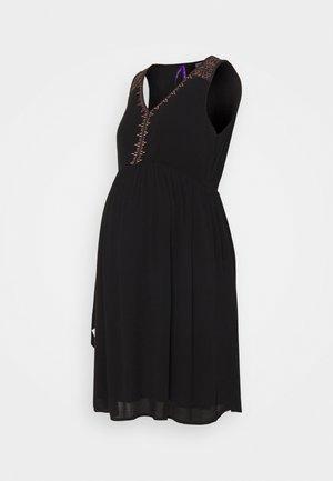 NANETTE - Vapaa-ajan mekko - black