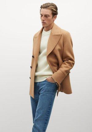 TINOF - Classic coat - mittelbraun