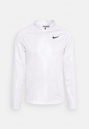 M NKCT CHLLNGR  - T-shirt de sport - white/black