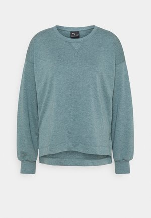 CORE  - Sudadera - hasta/dark teal green