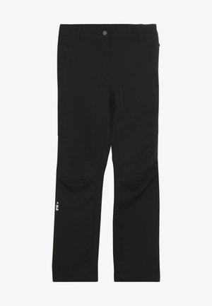 KALAR - Outdoorové kalhoty - black