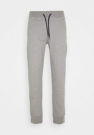 MENS JOGGER - Tracksuit bottoms - mottled grey