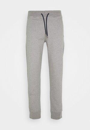 MENS JOGGER - Pantaloni sportivi - mottled grey