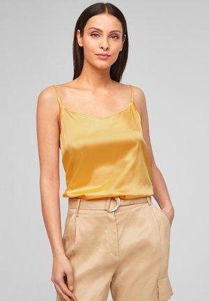Top - sunny yellow