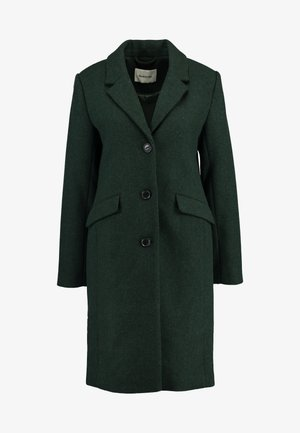 PAMELA COAT - Zimní kabát - empire green