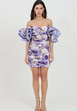 TGEQ - Vestito elegante - lavanda