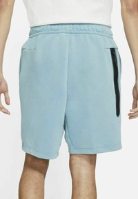 Nike Sportswear - Shorts - cerulean/black - 2