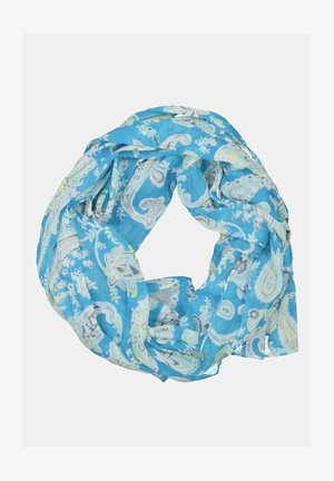 Scarf - türkisblau