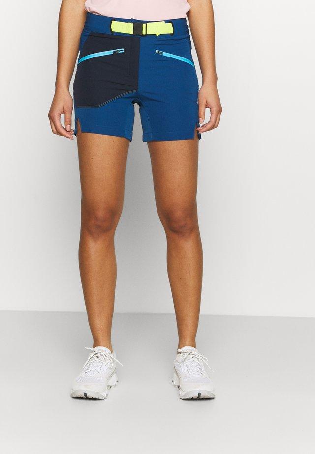 DIEPPE - Sports shorts - navy blue