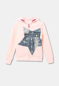 Desigual - SELENE - Zip-up hoodie - red - 4