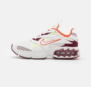 ZOOM AIR FIRE - Trainers - dark beetroot/summit white/orange/light lemon twist