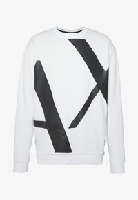 Armani Exchange - Sweatshirt - white - 4