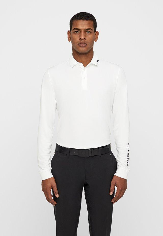 TOUR TECH - Polo shirt - white