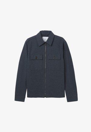 RICHARD  - Light jacket - blue melange