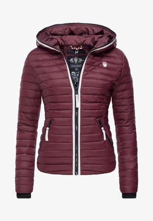 KIMUK PRC - Winter jacket - burgundy