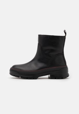 MALYNN SIDE ZIP WP - Winter boots - black