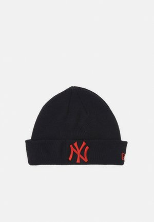 KIDS LEAGUE ESSENTIAL CUFF UNISEX - Beanie - blue/red